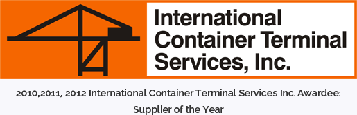 International Container Terminal Services Inc Awardee