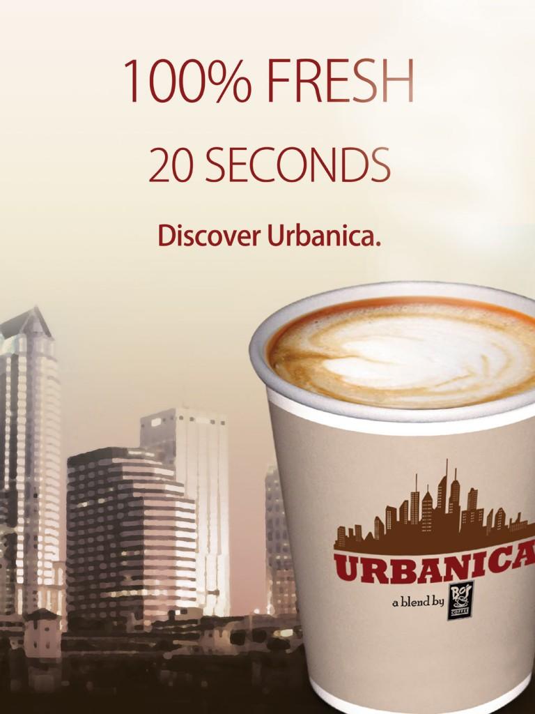 Bo's Coffee Urbanica Premium Brewed Coffee