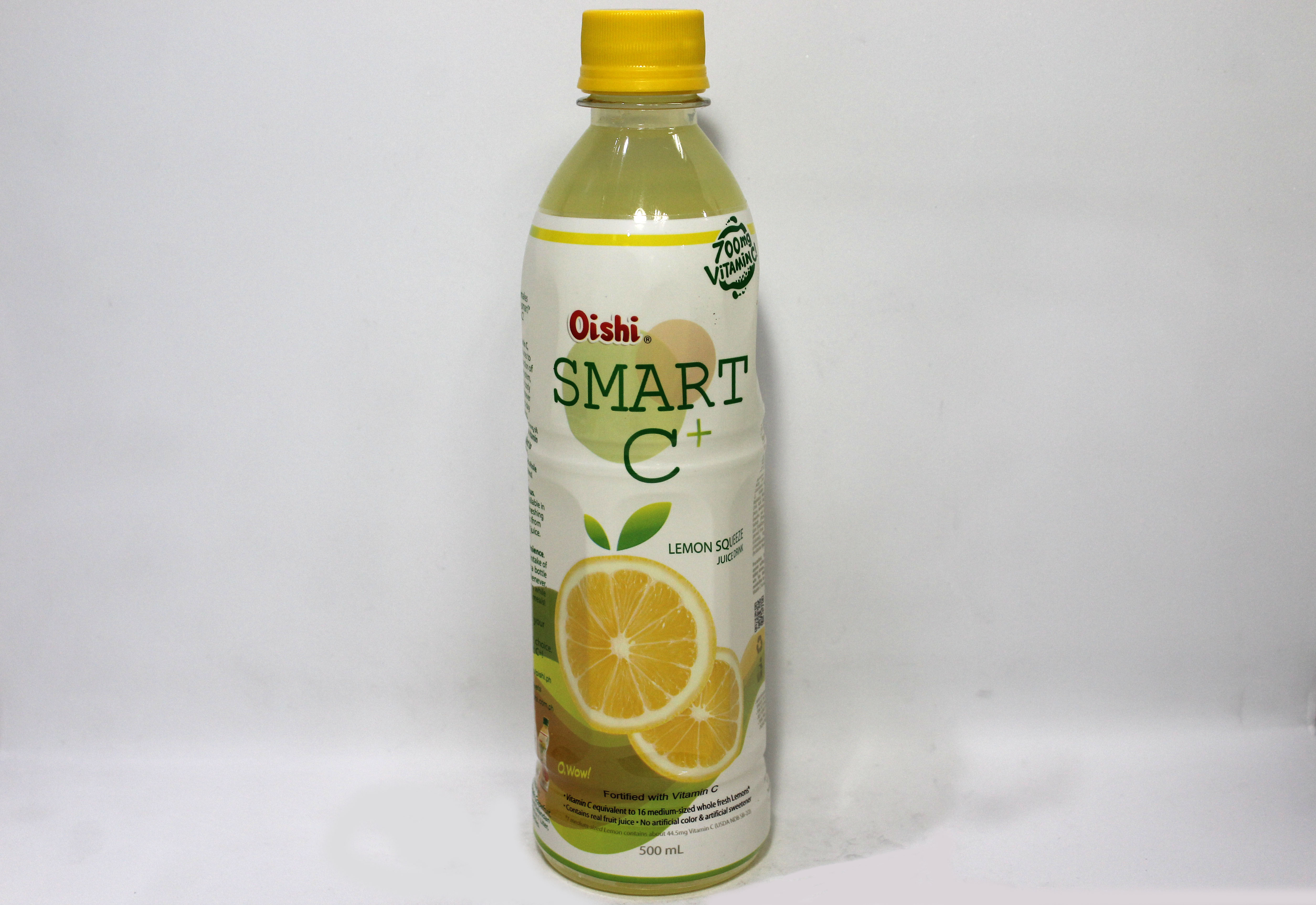 Smart C Lemon 500mlx24 Philippine Vending Corporation Coffee